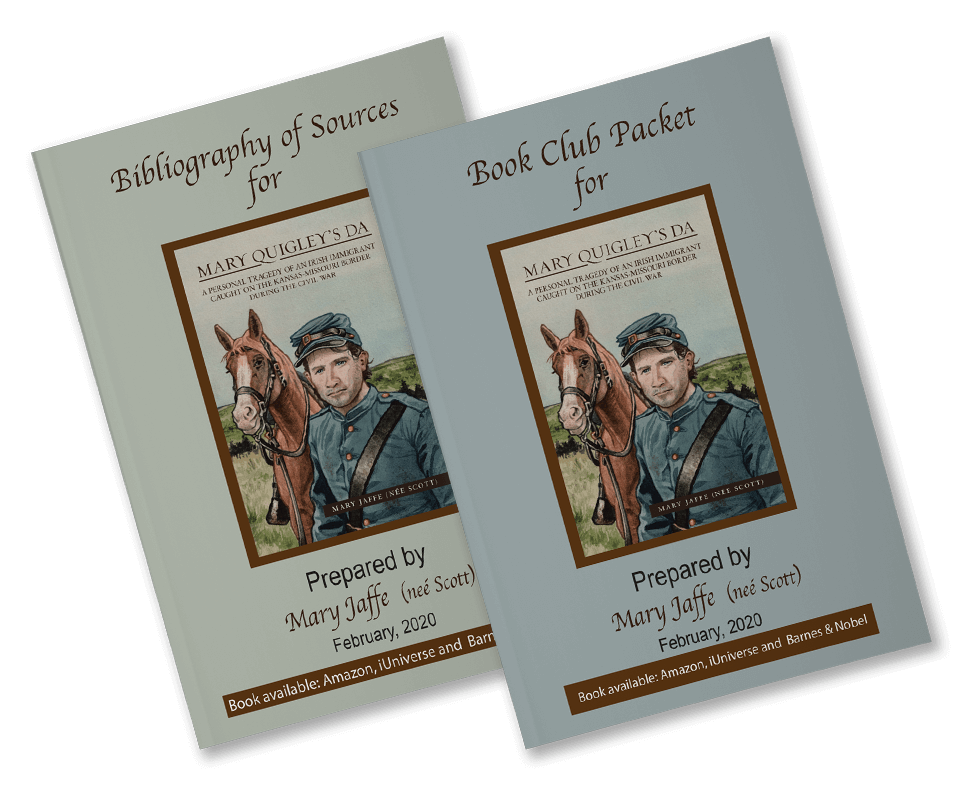 Mary Quigley's Da Companion Reading Packets